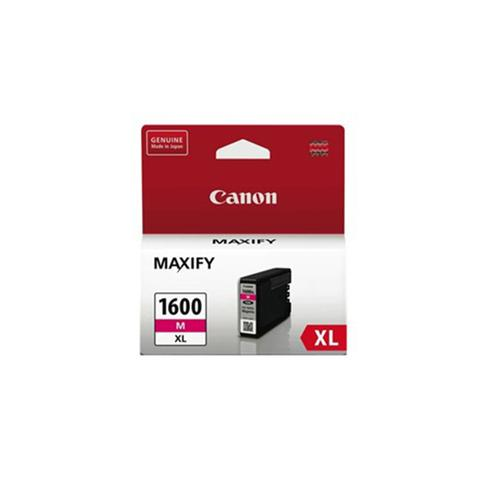 Canon Pgi1600xl Magenta Ink Tank 900 Pages 1 item