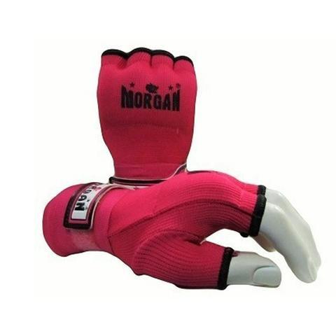 Morgan Elasticated Easy Hand Wraps Pink Medium
