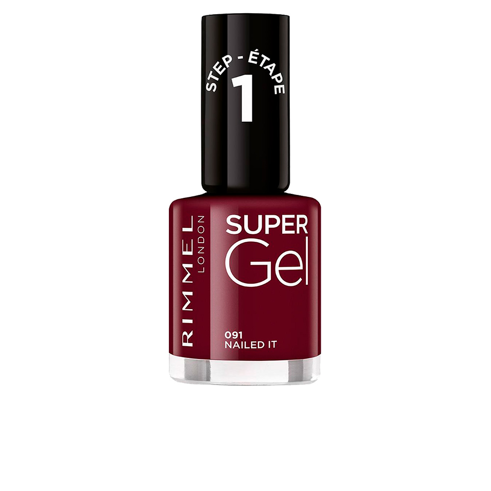 Rimmel London Kate Super Gel Nail Polish #091-nailed It