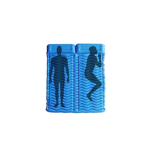 Double Two Person Camping Sleeping Pad 1 item