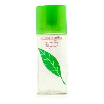 Green Tea Tropical Eau De Toilette Spray 100ml or 3.3oz 100ml/3.3oz