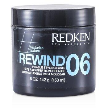 Styling Rewind 06 Pliable Styling Paste 150ml or 5oz 150ml/5oz