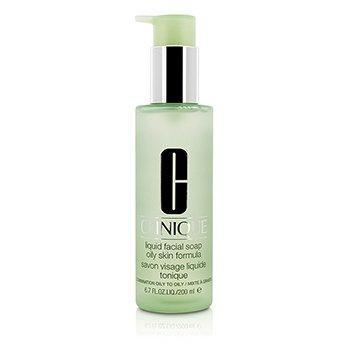 Liquid Facial Soap Oily Skin Formula 200ml or 6.7oz 200ml/6.7oz