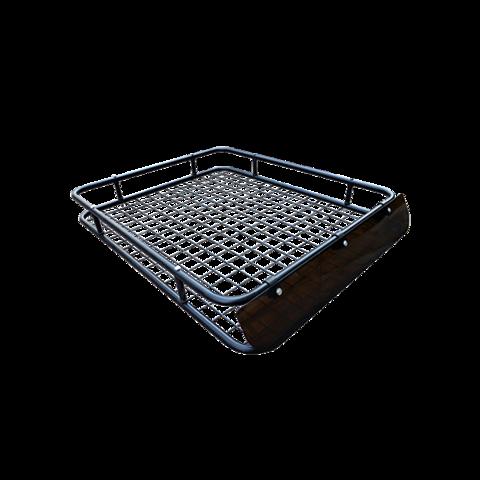 Universal Roof Rack Basket Car Carrier Steel Cage Luggage 1 item