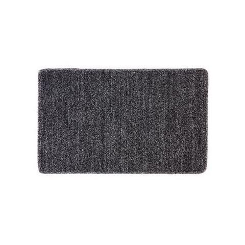 Polycot Black Multipurpose Kitchen Mat 50 x 80 CM