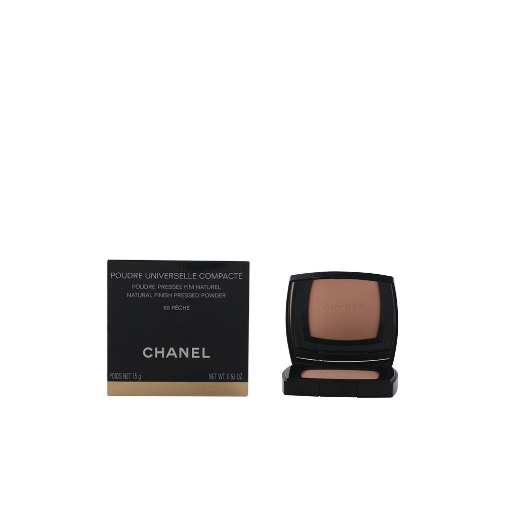 Chanel Poudre Universelle Compacte #50-pêche 15 Gr