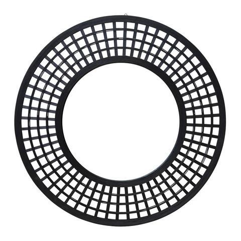 Ava Mirror Black 1 item