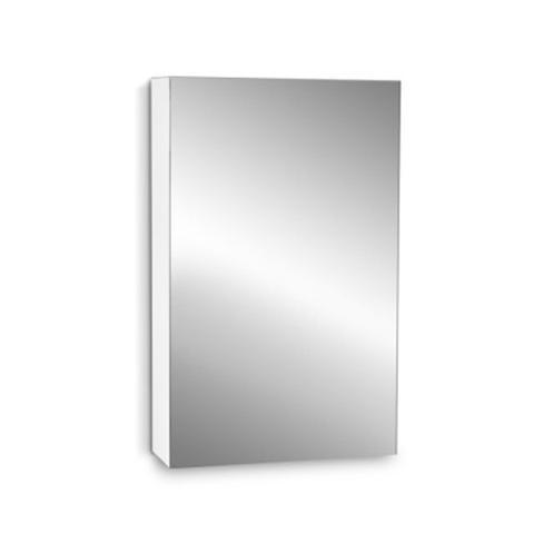 Cefito Bathroom Vanity Mirror With Storage Cabinet White 1 item