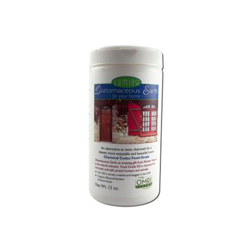 Lumino Diatomaceous Earth for Your Home 12 Oz