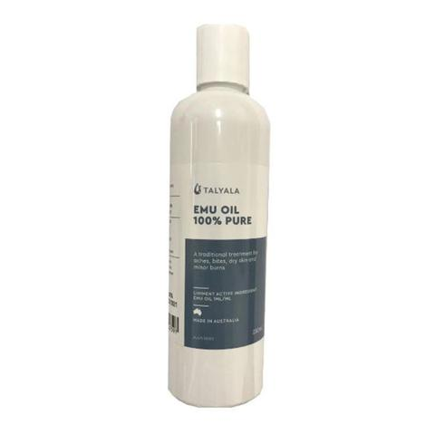 Pure Emu Oil Bottle 250ml 1 item