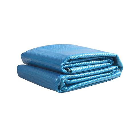 Real 400 Micron Solar Swimming Pool Cover Outdoor Blanket Isothermal 8 x 4.2 m