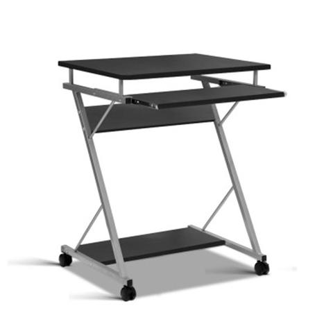 Artiss Metal Pull Out Table Desk 1 item