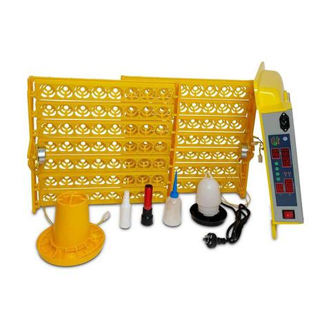 Electric 112 Egg Incubator And Accessories Hatching Eggs Chicken 1 item