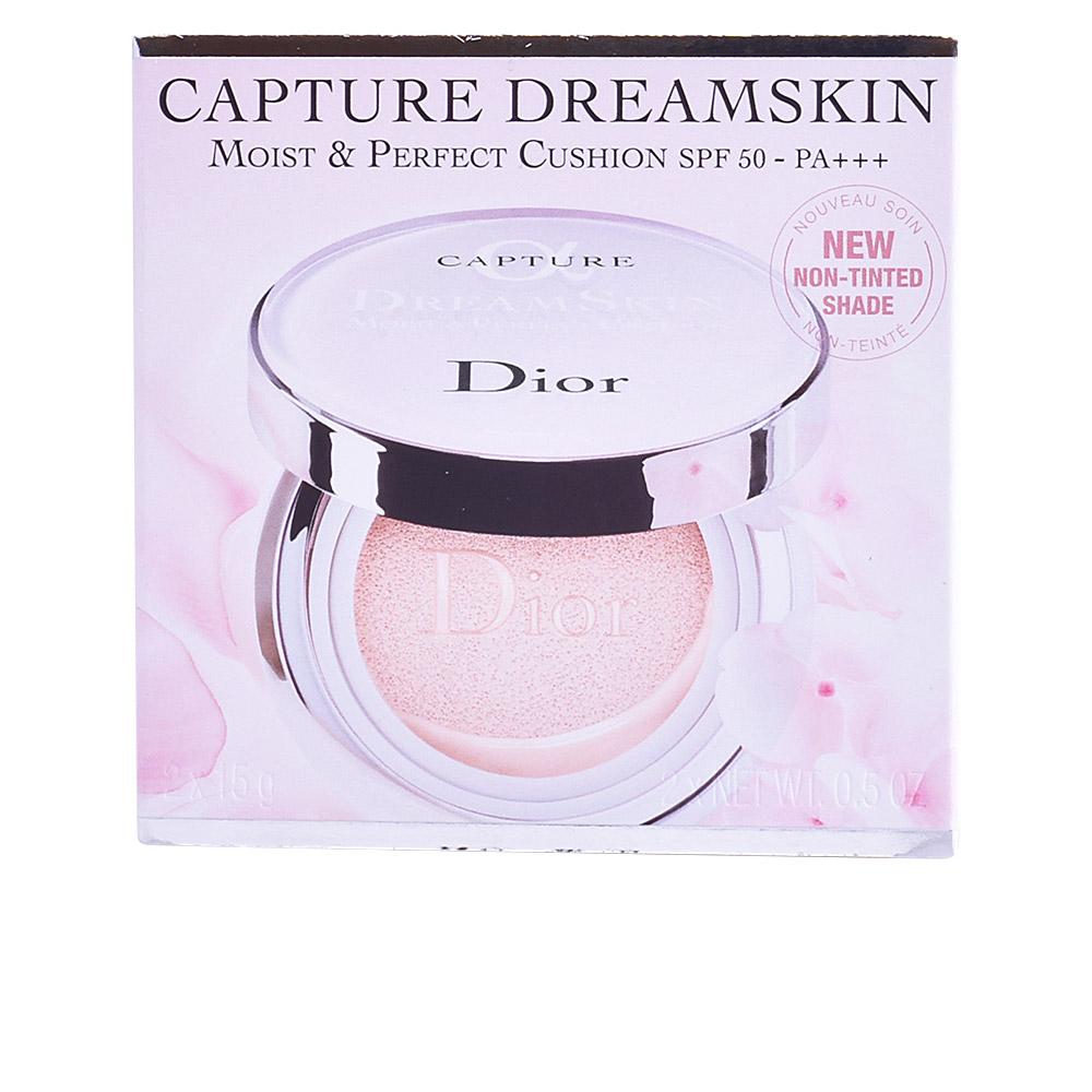 Dior Capture Dreamskin Moist & Perfect Cushion Spf50 #000 2x 5 Gr