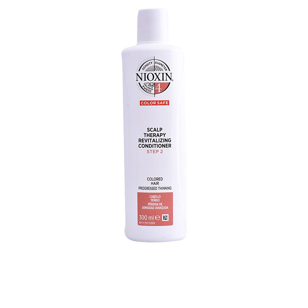 Nioxin System 4 Scalp Revitaliser Very Fine Hair Conditioner 300 Ml