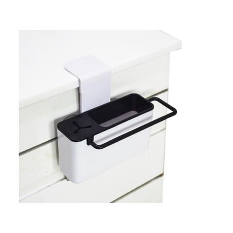 Sink Aid Self Draining Caddy Kitchen Sponges Brush Soap 1 item