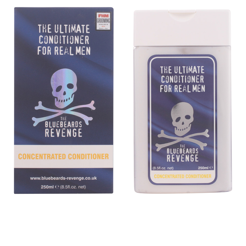 The Bluebeards Revenge Hair Concentrated Conditioner 250 Ml