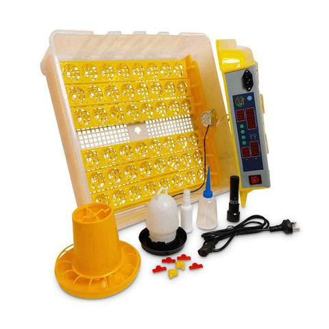 48 Eggs Electric Egg Incubator Digital For Chicken Quail Poultry 1 item