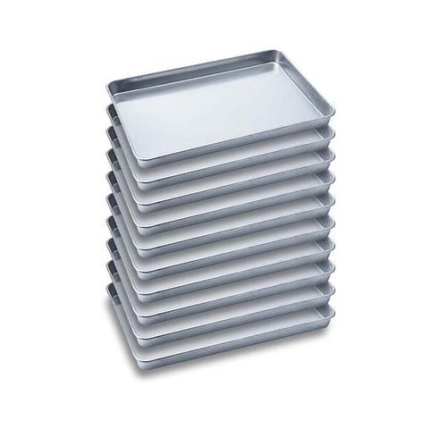 Soga 10x Aluminium Oven Baking Pan Tray For Baker Gastronorm 60x40x5cm 1 item