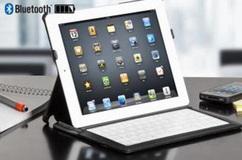Kensington Keylite Ultra Slim Touch Ipad Keyboard Folio Case 1 item