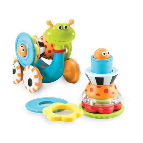 Yookidoo Crawl N Go Snail 1 item