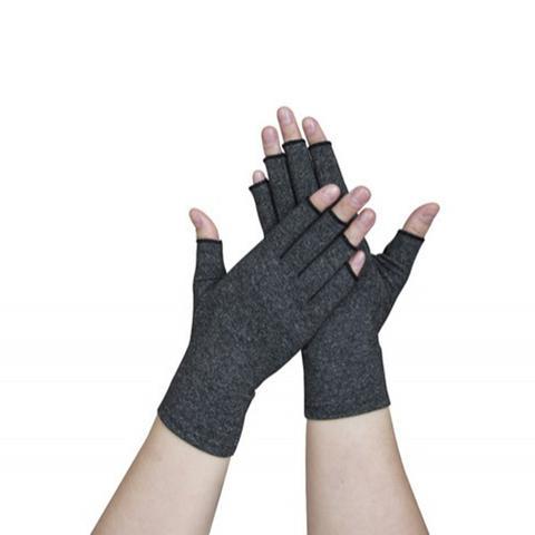 Gloves Compression Joint Hand Wrist Support Brace Medium 1 item