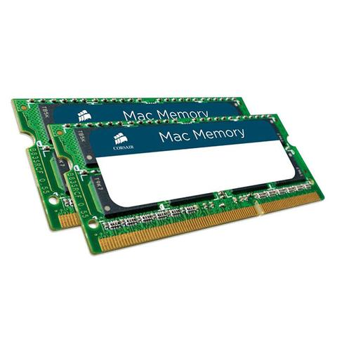 Corsair 16gb Ddr3l Sodimm 1600mhz Memory for Mac 1 item