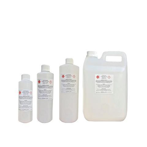 Pure Acetone Remover Propanone Liquid Nail Polish Gel 250ml