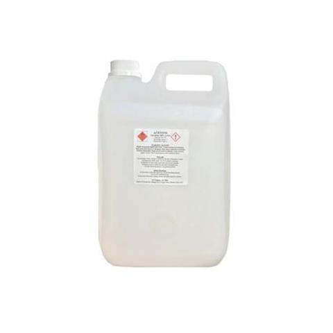 5l Pure Acetone Propanone Liquid Nail Polish Gel Acrylic Solvent 1 item