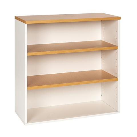 Bookcase With Solid Back 900x900 Australian Made 1 item