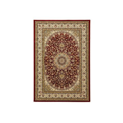 Nain Red Fine Rugs 80 x 300 cm