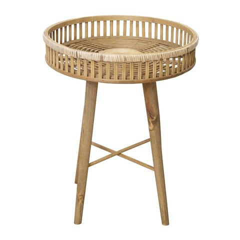 Thea Side Table - Natural 1 item