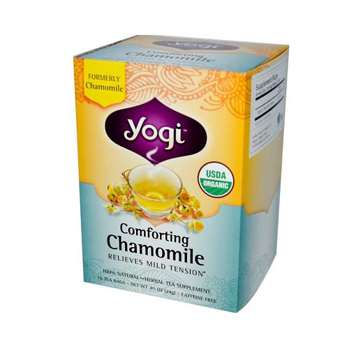 Yogi Comforting Chamomile Tea (1x16 Bag)