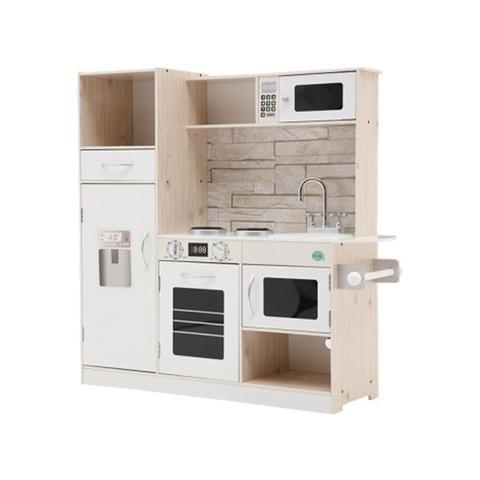 Keezi Wooden Kitchen Pretend Play Set 1 item