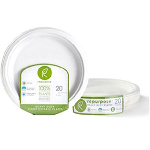 Repurpose Compostable Plates 9 In (12x20 Ct)