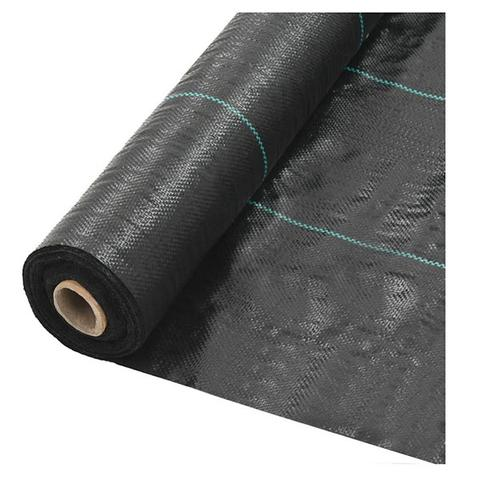 Weed And Root Control Mat Pp Black 1 x 50 m