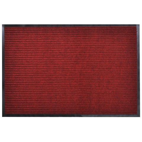 Pvc Door Mat 90 X 60 Cm - Red 1 item