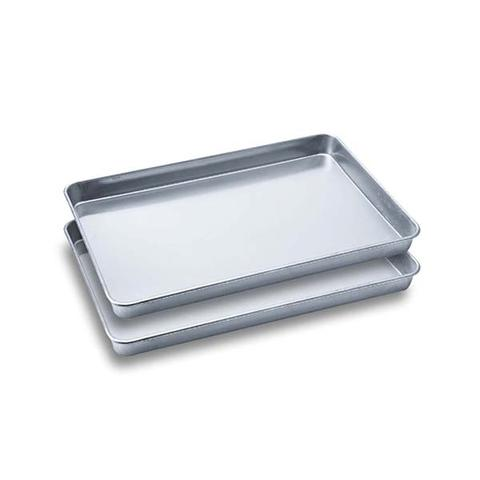 Soga 2x Aluminium Baking Pan Cooking Tray For Gastronorm 60x40x5cm 1 item