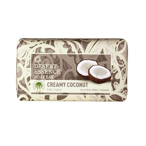 Desert Essence Bar Soap Creamy Coconut (1x5 Oz)