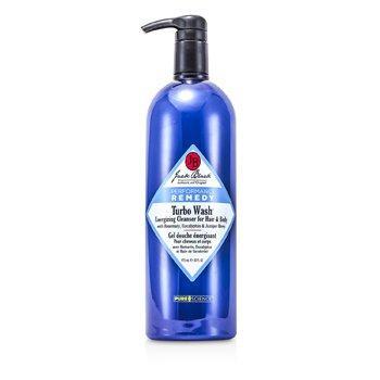 Turbo Wash Energizing Cleanser For Hair & Body 975ml or 33oz 975ml/33oz