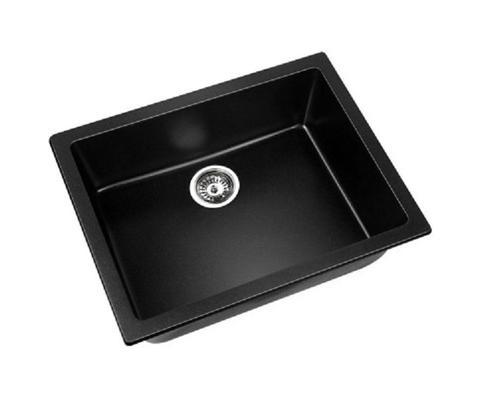Stone Kitchen Sink Black 610x470 1 item