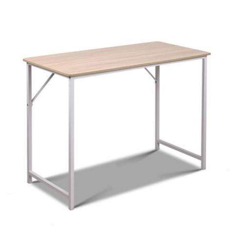 Artiss Minimalist Metal Desk White 1 item