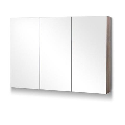 Bathroom Vanity Shaving Mirror Cabinet Pencil Edge Natural 1 item