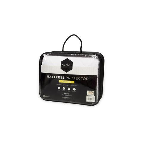 ARDOR Cotton Mattress Protector SingleKing SingleDoubleQueenKing NEW