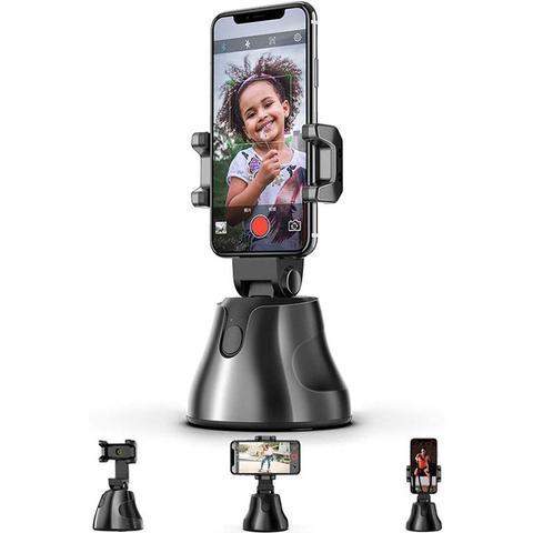 Automatic Selfie Stick 360 Intelligent Tracking Camera Mobile Phone Bracket 1 item