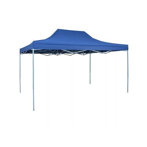 Blue Pop Up Foldable Tent 1 item