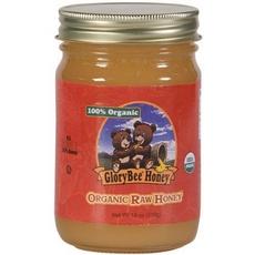 Glorybee Raw Clover Honey (6x18oz)