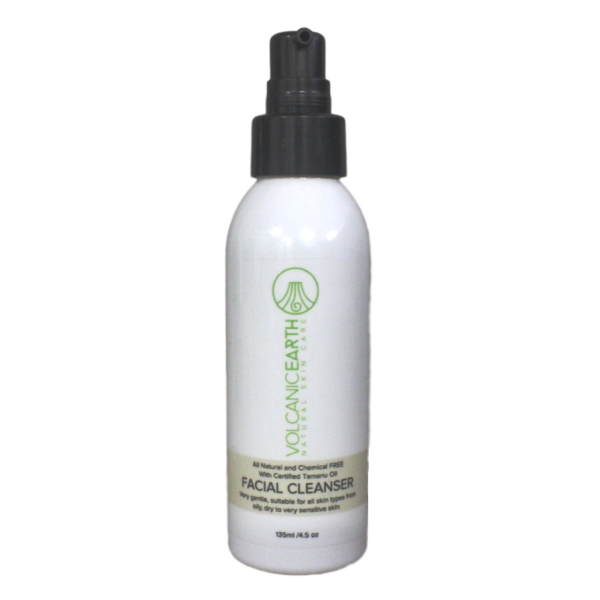 Volcanic Earth Facial Cleanser
