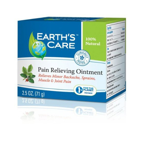 Earth's Care Pain Relieving Ointment (1x2.5 Oz)