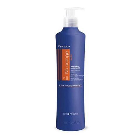 350ml Hair Mask Fanola No Orange Coloured Hair Pre Toner 1 item